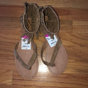 Brand New Never Worn Sandals